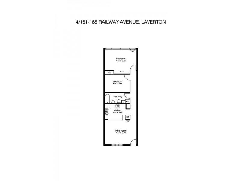 4/161 Railway Avenue, Laverton VIC 3028
