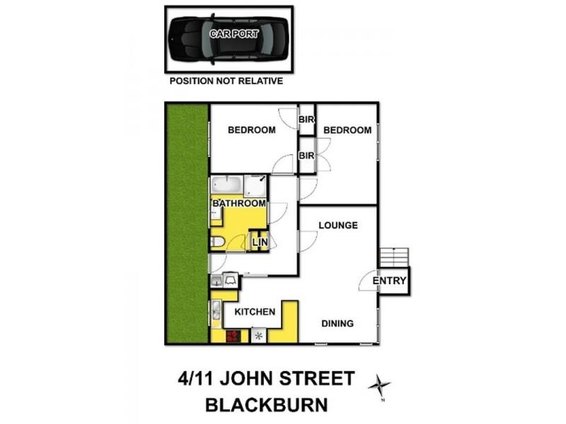 4/11 John Street, Blackburn VIC 3130