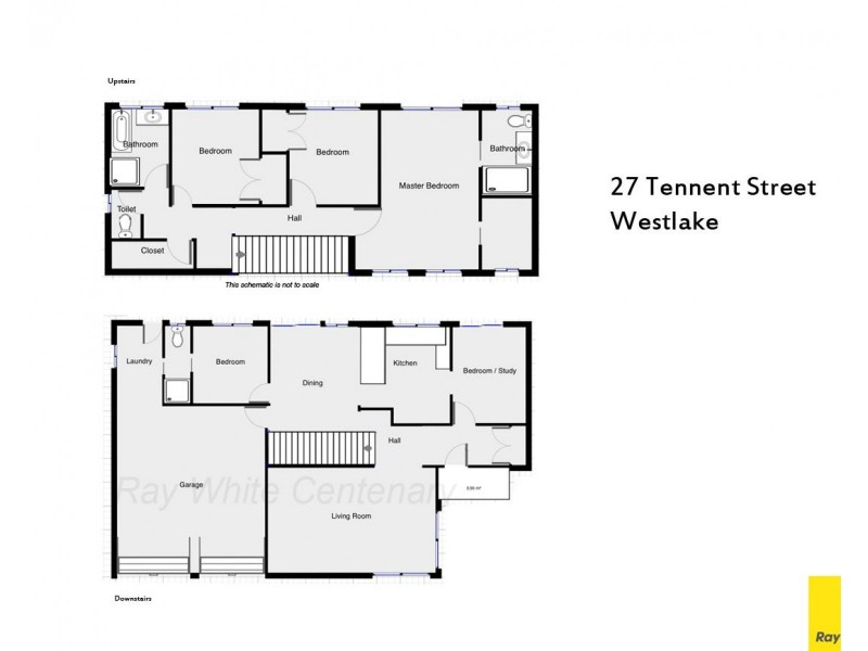 27 Tennent Street, Westlake QLD 4074 Floorplan