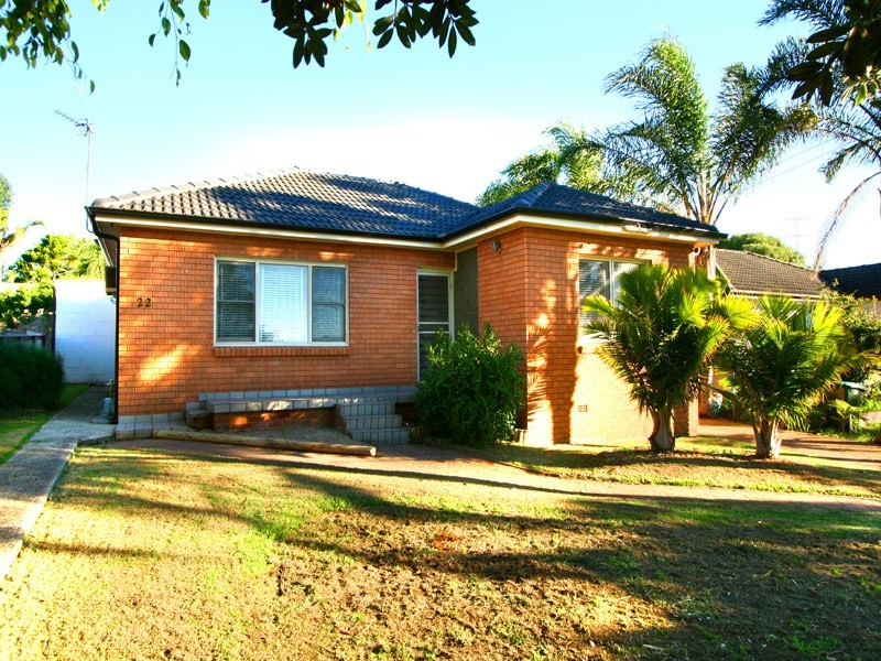 22 Bluebell Road, Barrack Heights NSW 2528