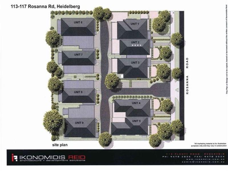 113-117 Rosanna Road, Heidelberg VIC 3084