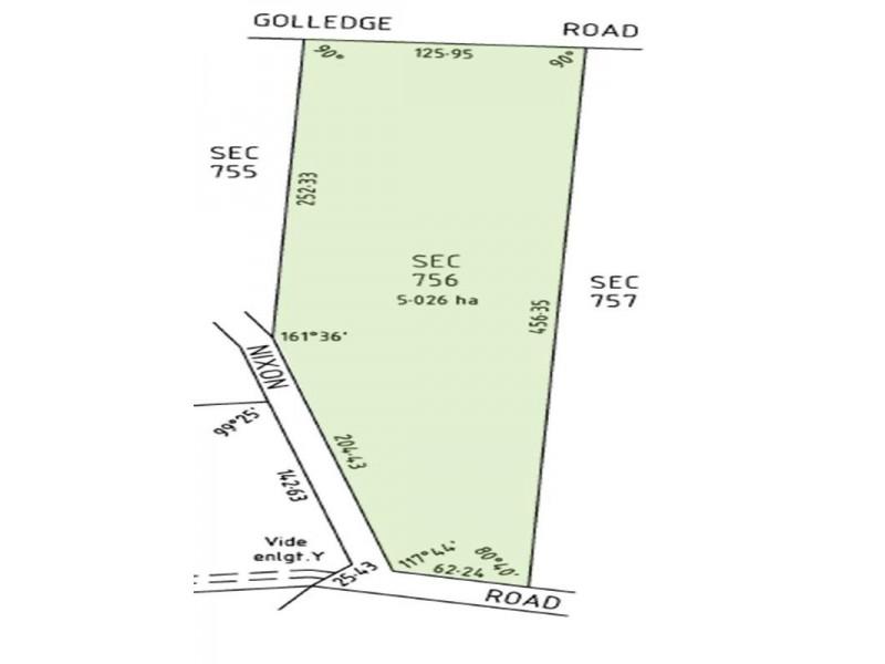 Section 756 Golledge Road, Monash SA 5342