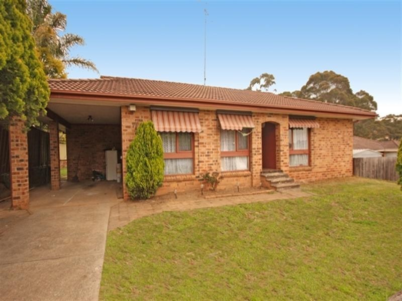 2 Rudge Place, Ambarvale NSW 2560