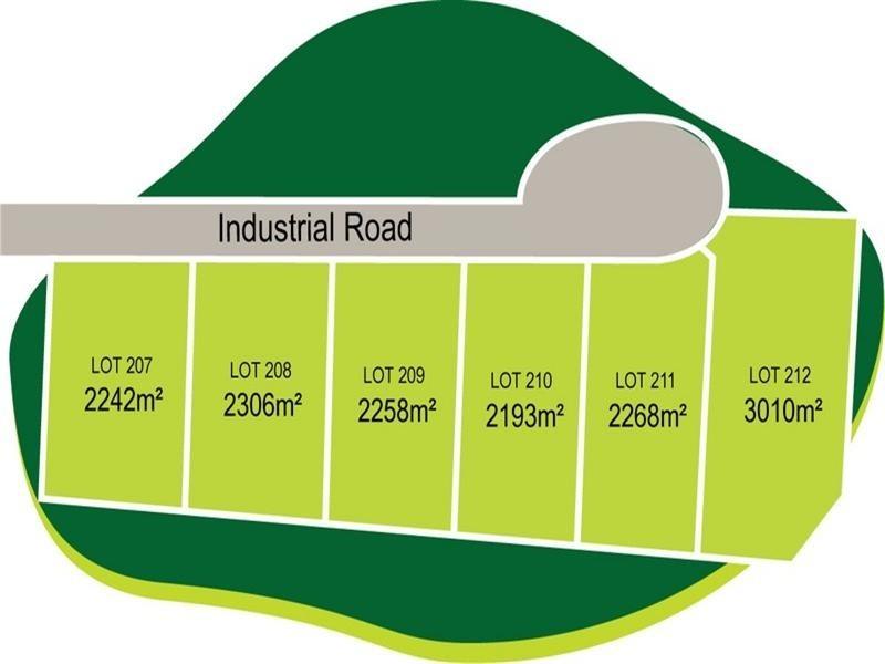Lots 208-212 Industrial Road, Unanderra NSW 2526