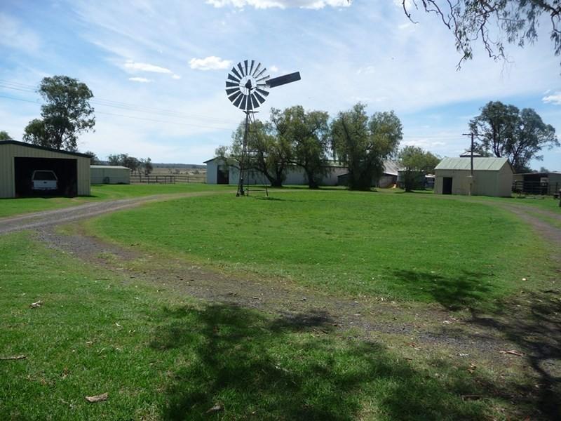 420 Rosenbergers Road, Wyreema QLD 4352