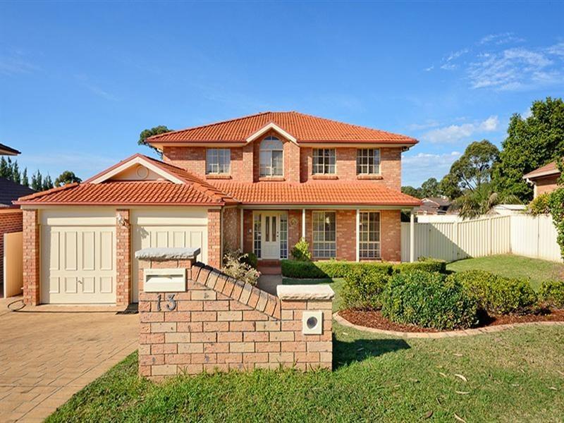 13 Pioneer Drive, Menai NSW 2234