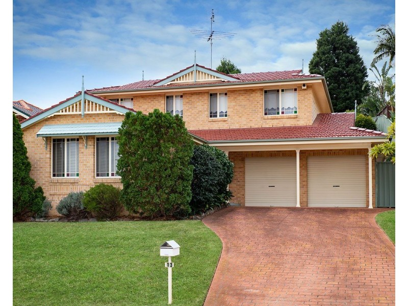 13 Llanberis Drive, Menai NSW 2234