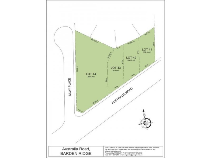 Lot 43 Australia Road, Barden Ridge NSW 2234