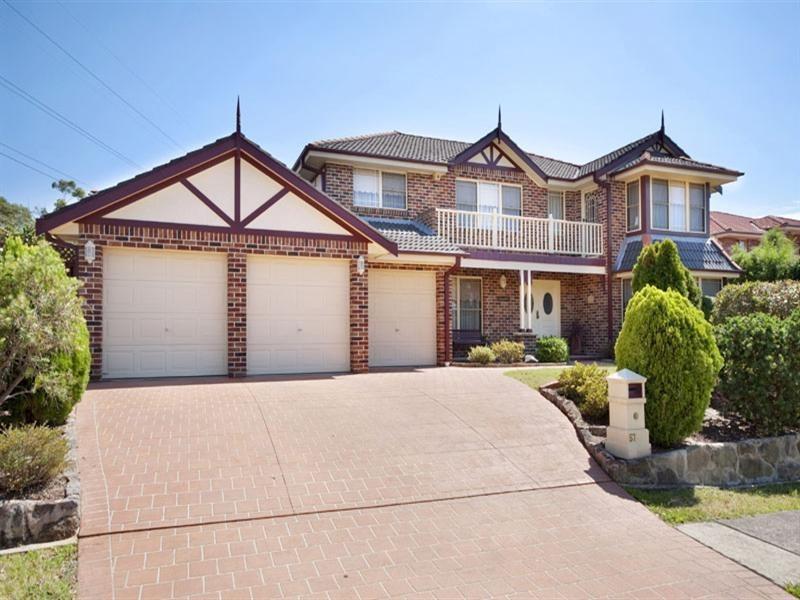 57 Thomas Mitchell Drive, Barden Ridge NSW 2234