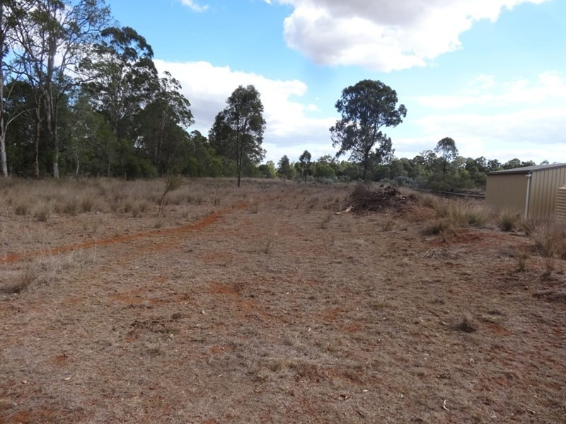 lot220 Old Wooden hut Road, Inverlaw QLD 4610