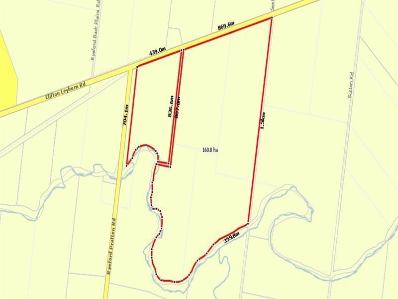 L2475-2477 Clifton Leyburn Road, Ryeford QLD 4361