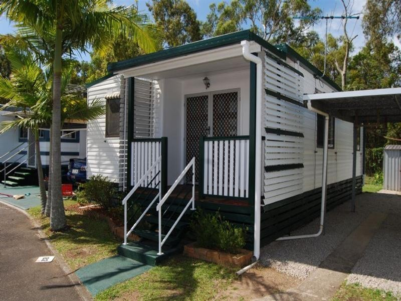 Site 82 Thorneside Mobile Home Park QLD 4158