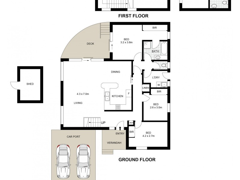 20 Windsor Crescent, Brownsville NSW 2530 Floorplan