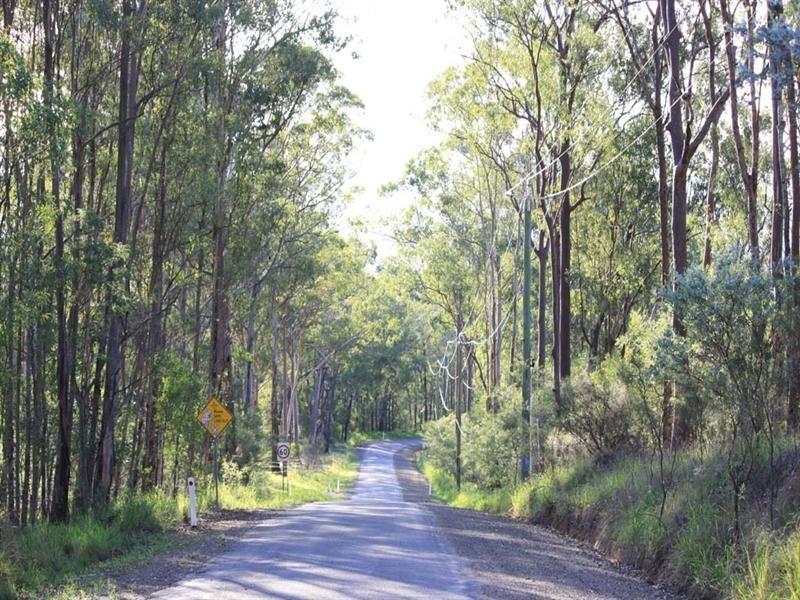 412 Dennis Road, Cedar Vale QLD 4285