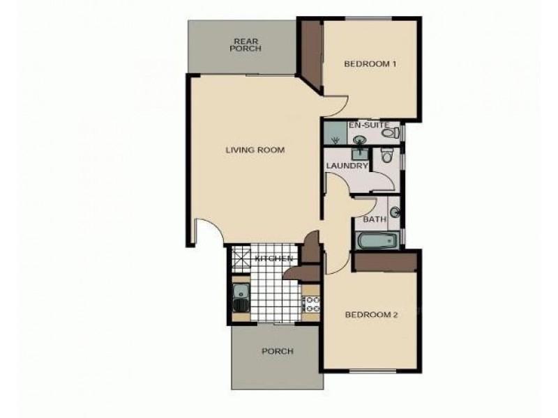 2/30 Dobson Street, Ascot QLD 4007 Floorplan
