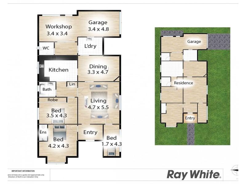 49 Chatham Street, Hamilton NSW 2303 Floorplan