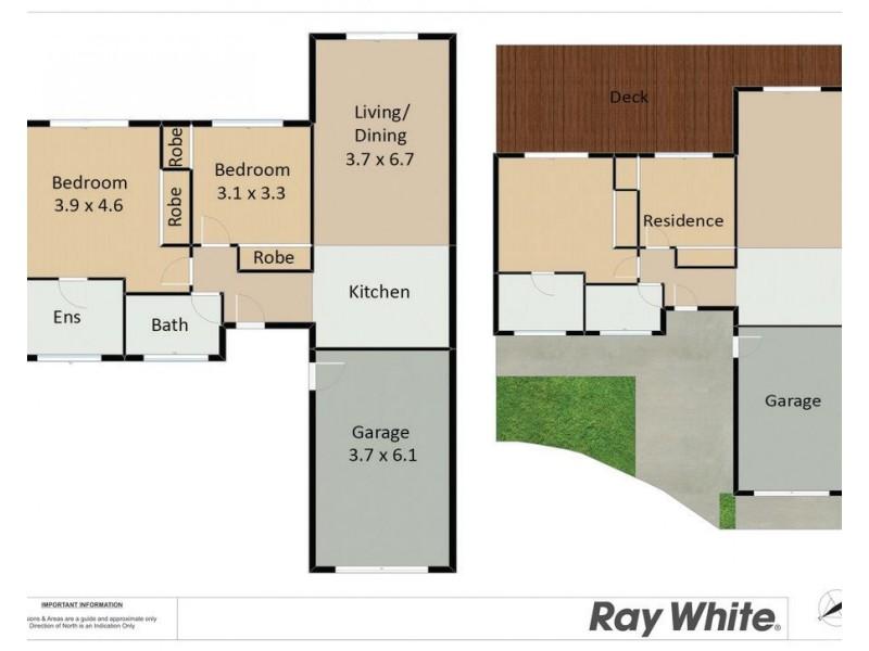 5/20 Olney Road, Adamstown NSW 2289 Floorplan