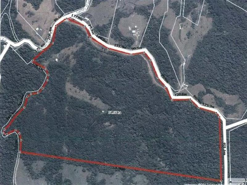 26 Cathay Creek Road, Eungella QLD 4757