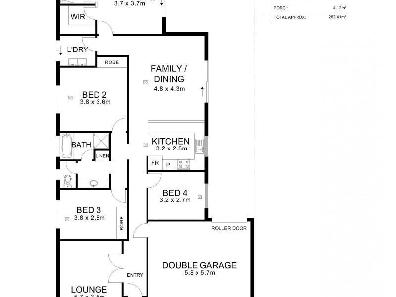 44 Cardigan Street, Angle Park SA 5010 Floorplan