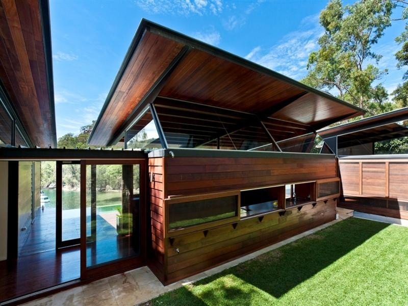 Cottage Point House Grand Designs Sold House Design