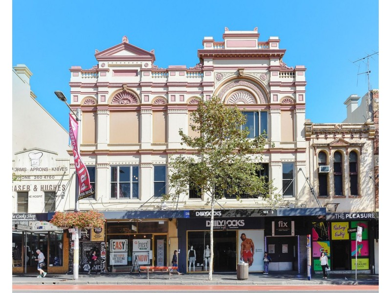 163-169 Oxford Street, Darlinghurst NSW 2010