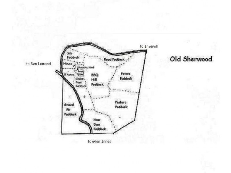 "1123 ""Old Sherwood"" Whites Road, Ben Lomond NSW 2365"