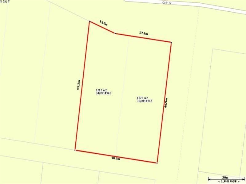 Lot 33 Colin Street, Moore QLD 4306