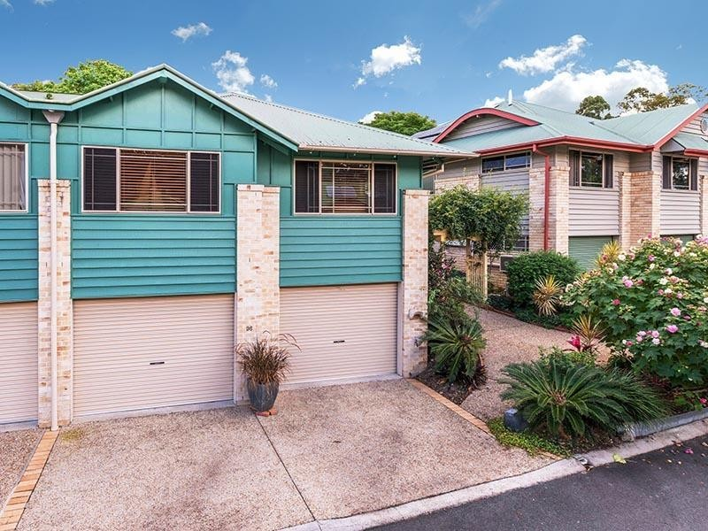 36/360 Simpsons Road, Bardon QLD 4065