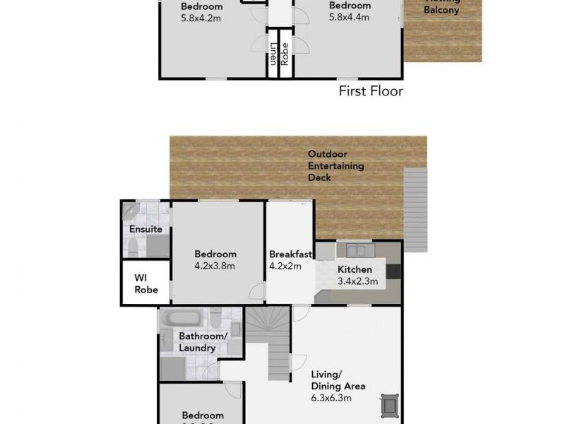 28 Kenny Street, Mount Victoria NSW 2786 Floorplan