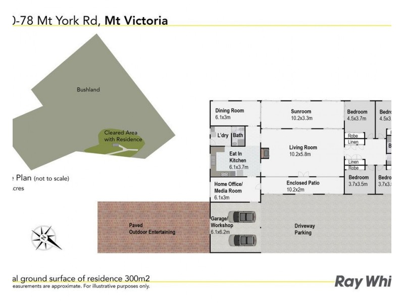 50-78 Mount York Road, Mount Victoria NSW 2786 Floorplan