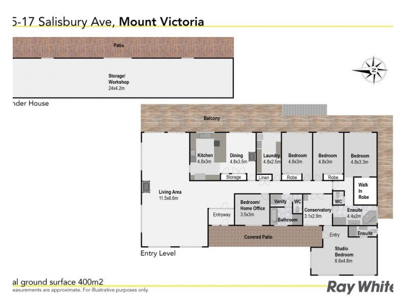 15-17 Salisbury Avenue, Mount Victoria NSW 2786 Floorplan