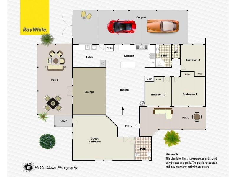 69 Lynelle Street, Marsden QLD 4132 Floorplan