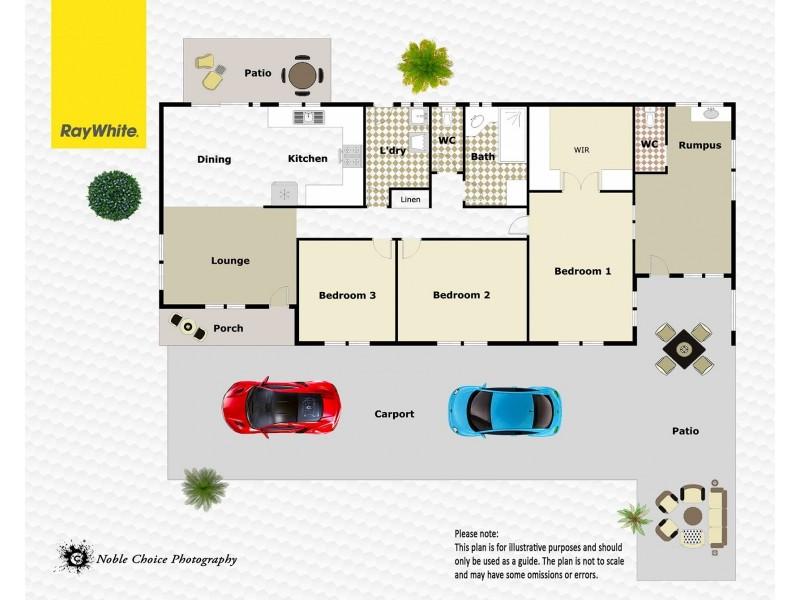 23 Lynelle Street, Marsden QLD 4132 Floorplan