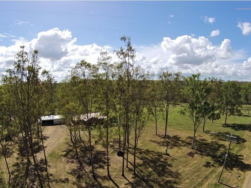 498 Sully Dowdings Road, Pine Creek QLD 4670