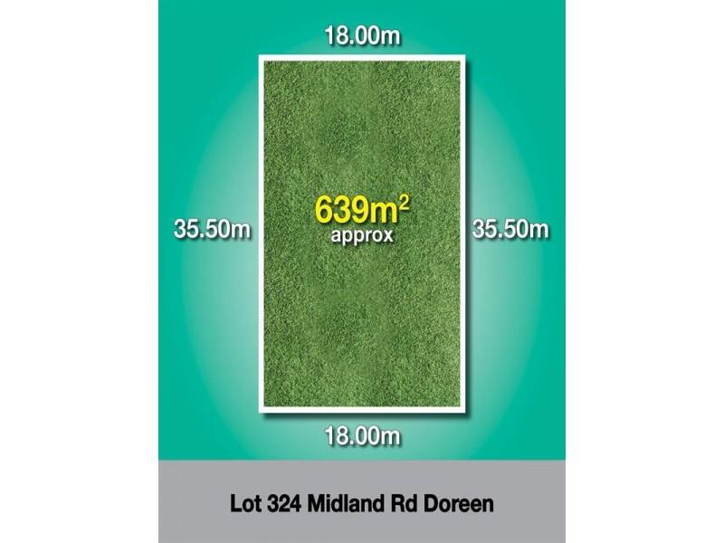 Lot 324 Midland Road, Doreen VIC 3754
