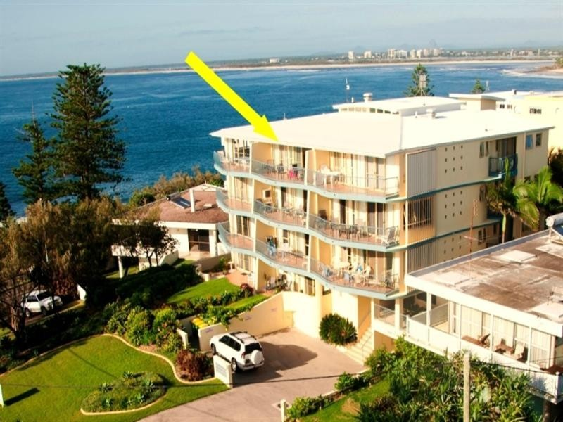 Unit 10 'Sea Eagle Apartments' 38 Victoria Terrace, Kings Beach QLD 4551