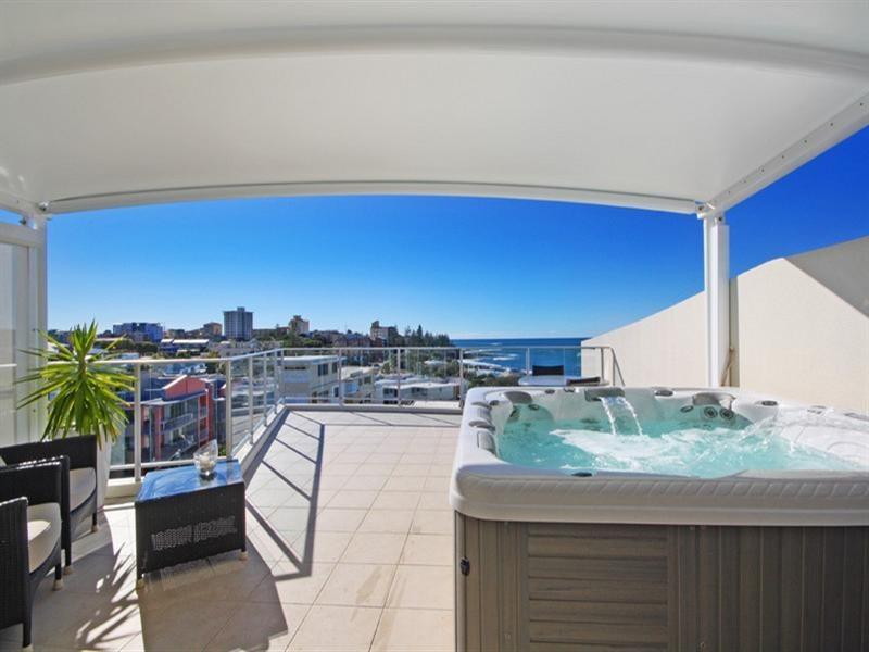 Unit 15 aspire on kings 16 orvieto terrace kings beach for 15 maher terrace sunshine beach