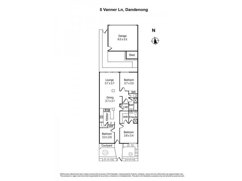 5 Vanner Lane, Dandenong VIC 3175