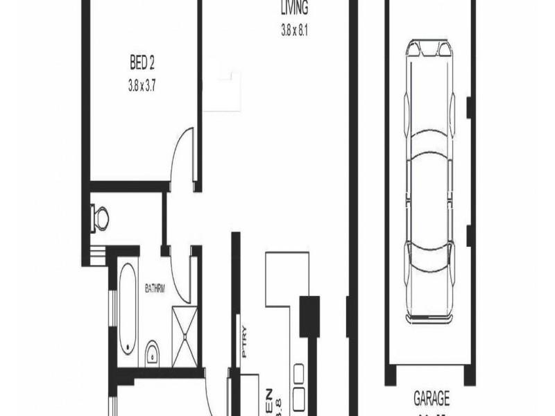 19/40a-42 Macleay Street, Potts Point NSW 2011 Floorplan