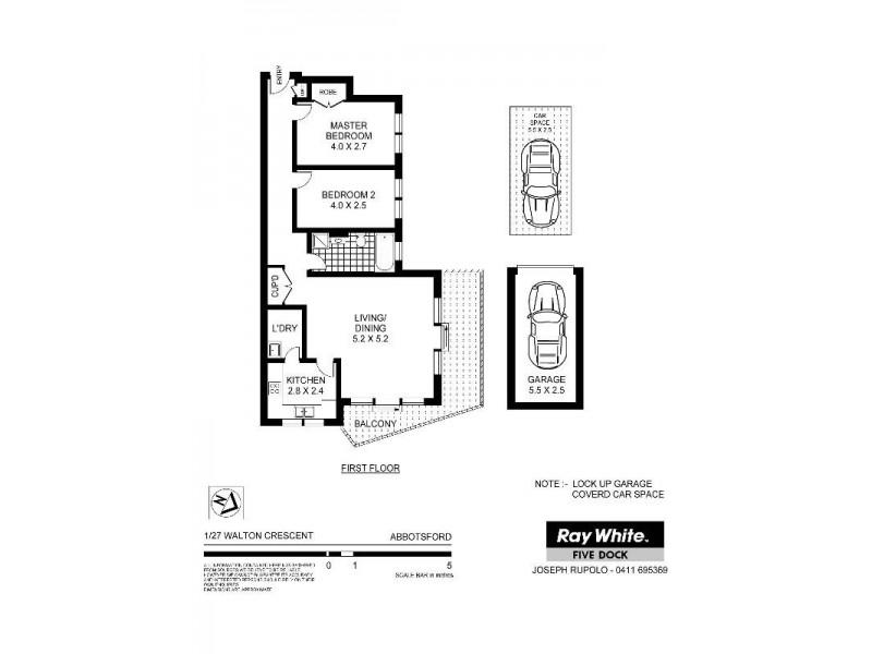 1/27 Walton Crescent, Abbotsford NSW 2046
