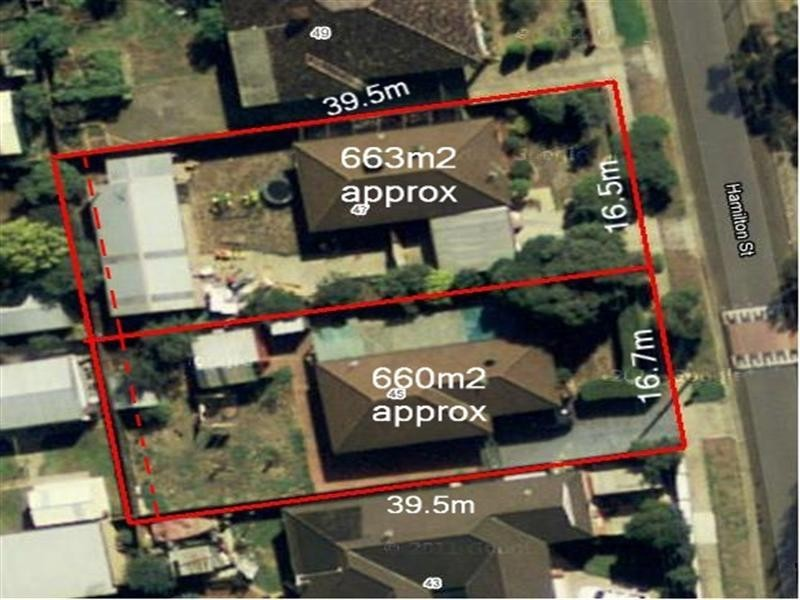 45 and 47 Hamilton Street, Craigieburn VIC 3064