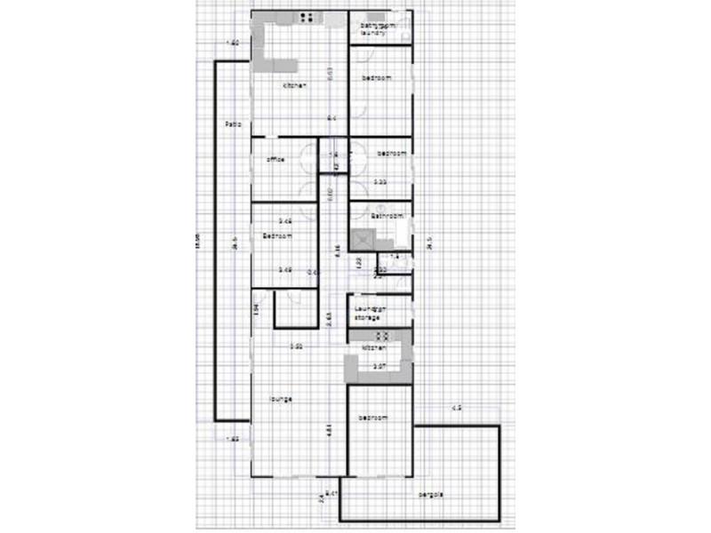 2884 Wilmot Road, Wilmot TAS 7310 Floorplan