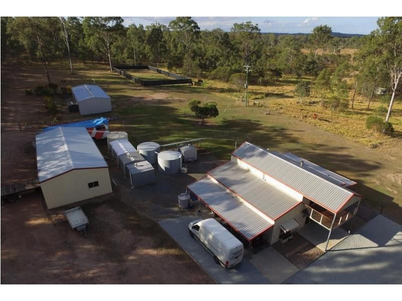 4691 Glenbar Road, Tiaro QLD 4650