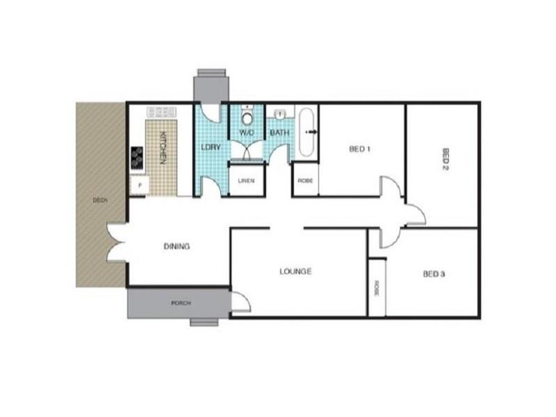 10 Noble Place, Flynn ACT 2615 Floorplan