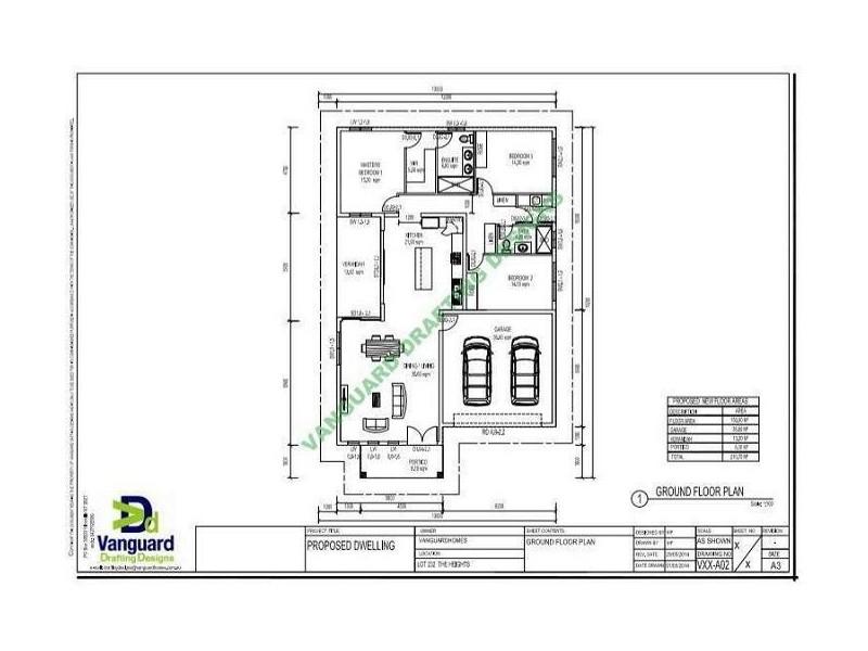 14 Redmond Crescent, Durack NT 0830 Floorplan