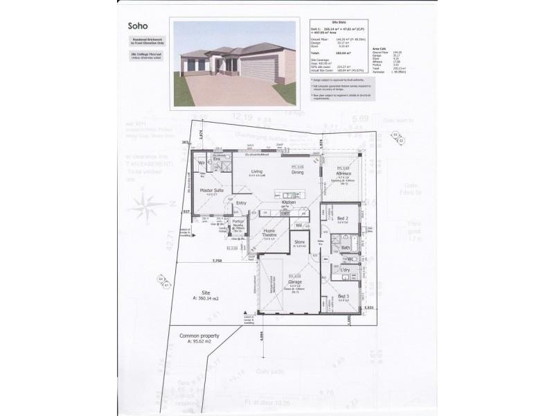 Thornlie WA 6108 Floorplan