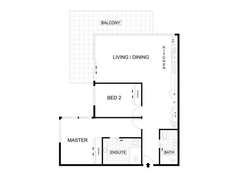 2 La Scala Avenue, Maribyrnong VIC 3032 Floorplan