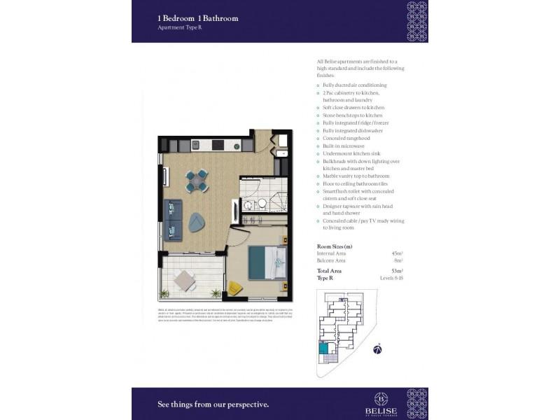 510 St Pauls Terrace, Bowen Hills QLD 4006 Floorplan