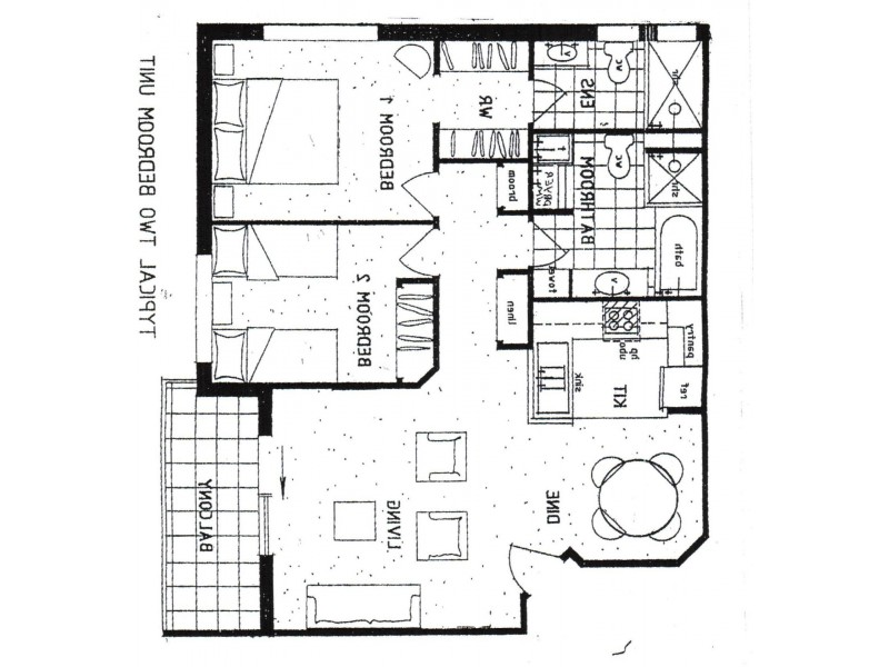 35 Palm Avenue, Surfers Paradise QLD 4217 Floorplan