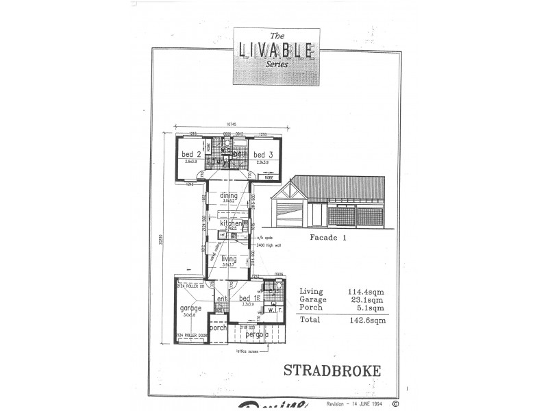 31 Lindeman Place, Tingalpa QLD 4173 Floorplan